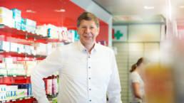 Dr. Rainer Laux Apotheker, Schloss- und Rathaus-Apotheke, Montabaur, Mandant seit 2018