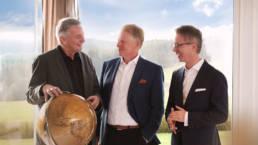 Reiner Meutsch Unternehmer und Gründer der Fly & Help-Stiftung, Kroppach, Mandant seit 2018